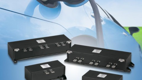 AVX Releases New FHC1 & FHC2 Series Power Film Capacitors for EV/HEV Applications