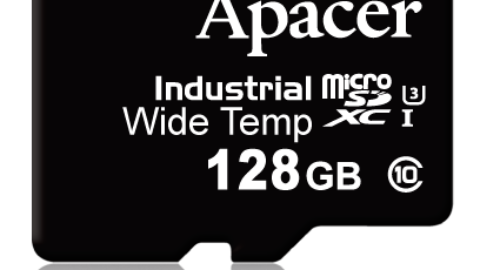 Apacer debuts new high-endurance microSDHC/XC Memory Card for all-day Weather-Proof Surveillance Systems