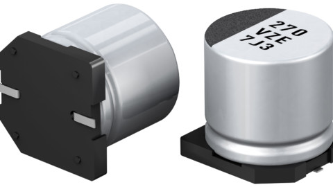 Panasonic launches new Hybrid Capacitors line – ZE Series