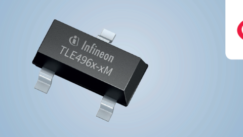 Infineon – TLE496x-xM High Precision Automotive Hall Effect Sensor for 5V Applications