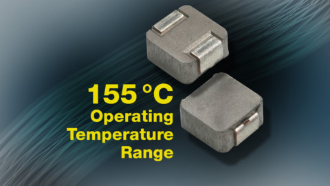 New IHLP® Inductor Offers High Temperature Performance