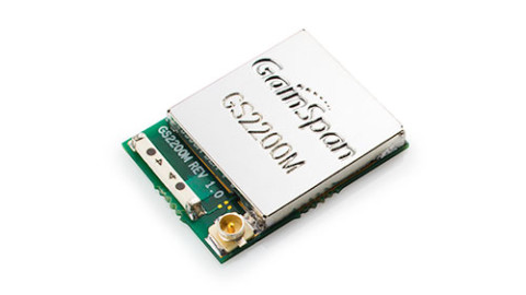 Telit GS2200M – IEEE 802.11 b/g/n Wi-Fi module with lowest power consumption and smallest footprint
