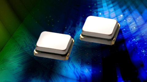 Crystal unit series for Bluetooth® devices