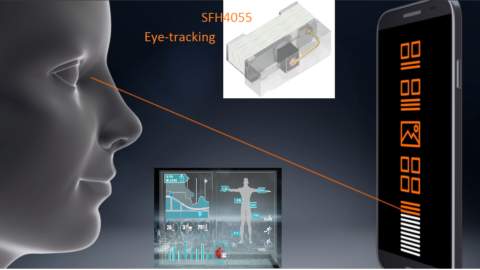 "Sights set right! Augmented and virtual reality systems use infrared LEDs to ""know"" where the user is looking"