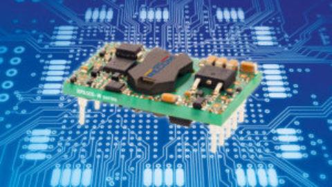 Recom – RPA50S – Cost-efficient 50Watt DC/DC converter in 1/16 Brick