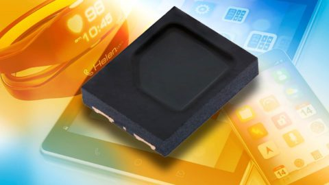 New VEMD5510C and VEMD5510CF High Speed PIN Photodiodes Provide Reliable Detection, Enable Slim Sensor Designs for Wearables