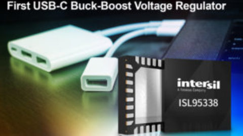 Intersil – ISL95338 – Bidirectional Buck-Boost Voltage Regulator