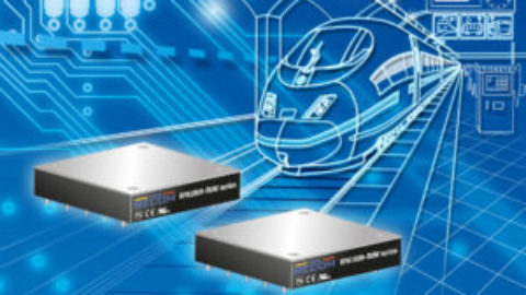 Recom – DC/DC railway converters with ultra-wide input range