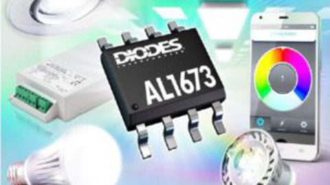 Diodes – AL1673 – Universal Flyback and Buck-Boost Single Stage Dimmable LED Driver