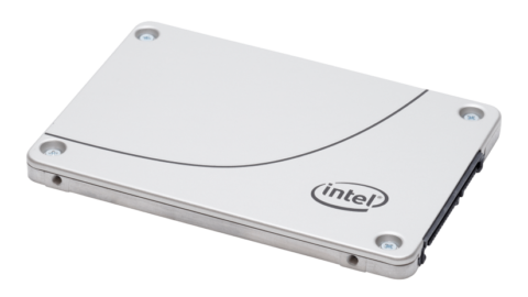 Intel®´s DC S4500 and S4600 – fitted with deep feature sets and the newest 3D-NAND Flash Technology