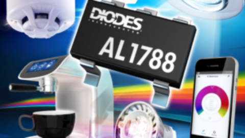Diodes – AL1788 – Low Standby Power High-power Factor AC-DC Controller