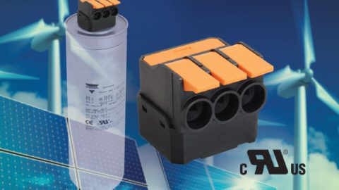 VISHAY ESTA PhMKP POWER CAPACITORS + ESTAspring