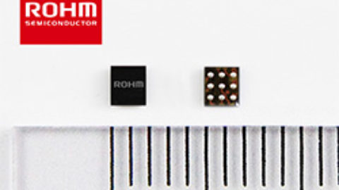 Rohm – BD70522GUL – New DC/DC Converter Featuring the Industry's Lowest Current Consumption