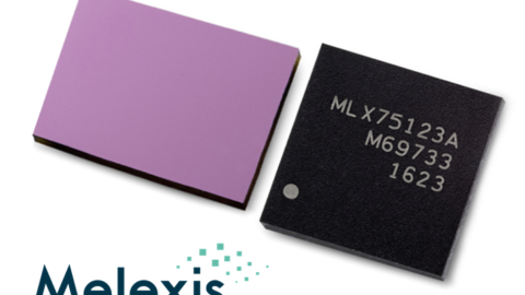 Melexis – MLX75023 & MLX75123 Real-Time-3D Imaging with Time-of-Flight Sensor