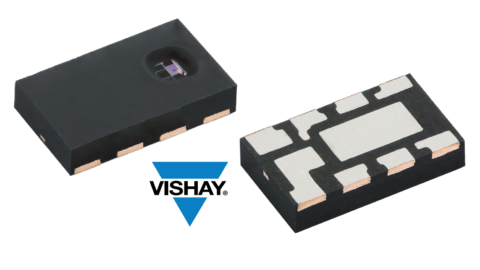 VISHAY – VCNL4035X01 Fully Integrated Proximity and Ambient Light Sensor with I²C Interface and Interrupt Function for Gesture Applications