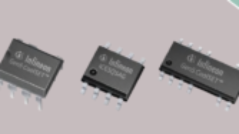 Infineon – 5th generation PWM Controller – Quasi-resonant flyback controller and CoolSET™