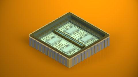 Lineare APD-Arrays für LiDAR-Messungen: SMD-Bauteile mit 8 und 16 Elementen