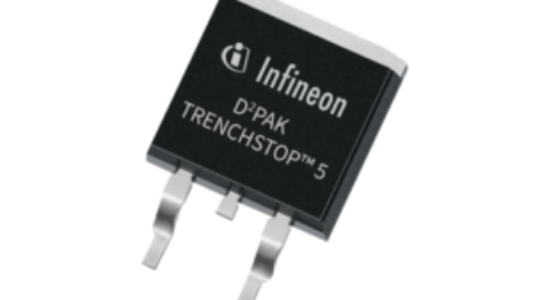 Infineon – 650V TRENCHSTOP™ 5 in D2Pak (TO-263-3)