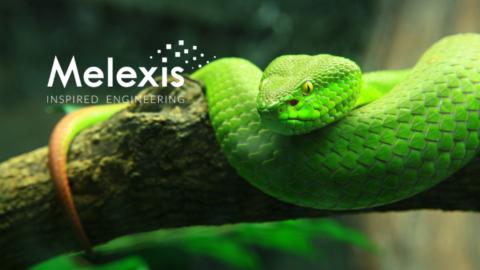 Melexis – MLX90640 Infrared (IR) Array 32×24 Pixel