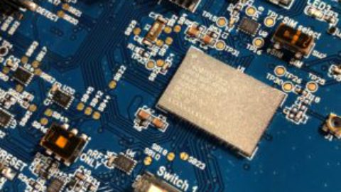 Nordic nRF91 low power cellular IoT