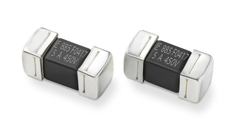 Littelfuse: 885 Series Nano2® Fuse – Compact, automotive-qualified fuses save space on crowded boards
