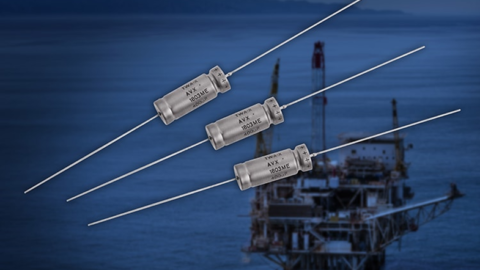 AVX LAUNCHES NEW HIGH-TEMPERATURE, MAX CAPACITANCE WET ELECTROLYTIC TANTALUM CAPACITOR SERIES FOR 230°C OPERATION