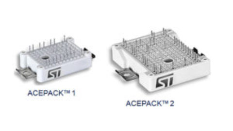 STMicroelectronics – ACEPACK™: Adaptable, compact, and easier packages power modules