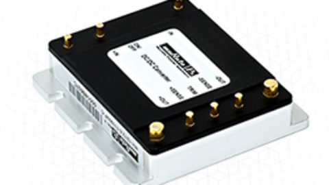 Murata PS – ultra-efficient DC-DC converters for high-reliability industrial and railway application
