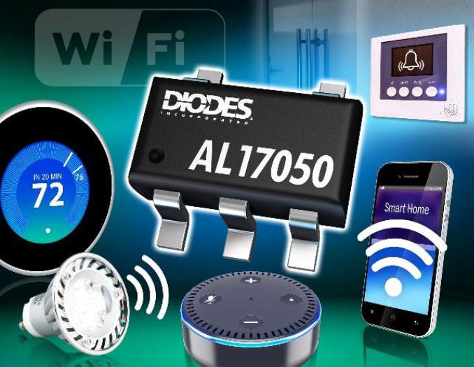 Diodes – AL17050 – High Voltage Buck Converter |