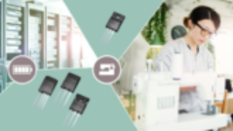 Infineon – IKW40N120CS6, IKQ75N120CS6, IKY75N120CS6, IKY40N120CS6, IKW15N120BH6 – New generation 1200 V TRENCHSTOP™ IGBT6