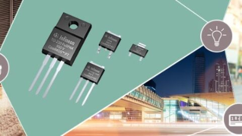 Infineon – 950V CoolMOS P7 / Outstanding performance in terms of efficiency, thermal behavior and ease-of-use