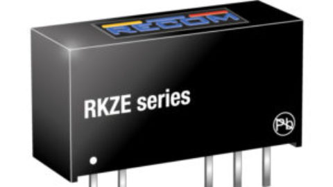RECOM – New low cost 2W unregulated DC/DC converters with 3 or 4KVDC isolation