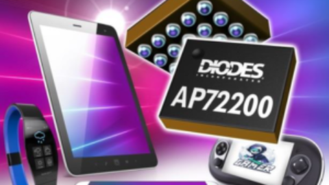 Diodes – AP72200 – High Efficiency Synchronous DC-DC Buck-Boost Converter