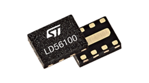 ST – LD56100 – 1A very low dropout fast transient ultra-low noise linear regulator