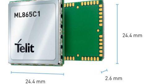Telit ML865C1 LTE Cat. M1 & NB-IoT series