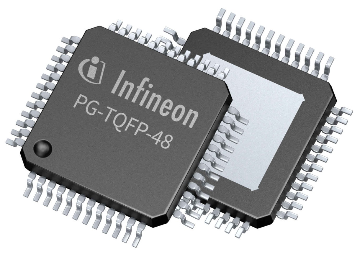 Infineon Tld5190qu Synchronous Mosfet H Bridge Dc Controller Circuit With Built In Protection Features
