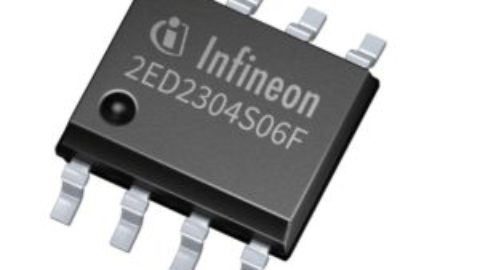 Infineon – 2ED2304S06F – 650 V Half Bridge Gate Driver IC with Integrated Bootstrap Diode (BSD)