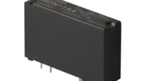 The New Omron Relay G6DN (PCB Power Relay)