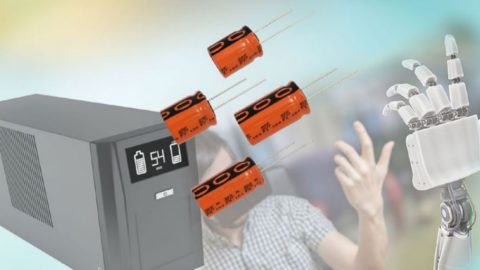 New 230 EDLC-HV ENYCAP Series High Voltage Energy Storage Capacitors for Harsh Environments Offer Useful Life of 2000 Hours at +85 °C, Maximum Rated Voltage of 3 V