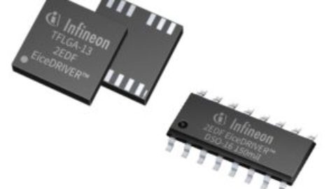 Infineon – Dual-channel isolated EiceDRIVER™ family 2EDi