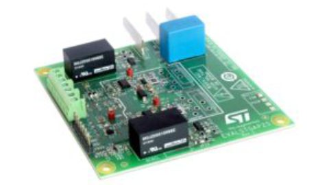 STMicroelectronics – Demonstration board for STGAP2SCM isolated 4 A single gate driver
