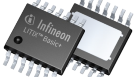 Infineon – LITIX™ Basic+ LED Drivers