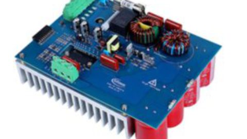 Infineon – Evaluation board for motor drive featuring CIPOS™ Maxi IPM 1200V (IM818-MCC IPM)