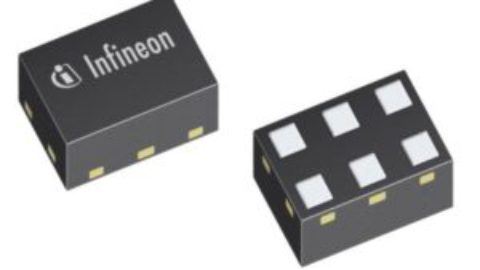 Infineon – BGA855N6 low noise amplifier for lower L-Band GNSS applications