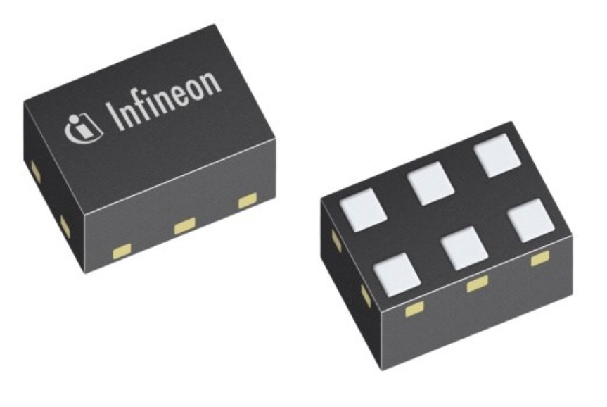 Infineon – BGA855N6 low noise amplifier for lower L-Band