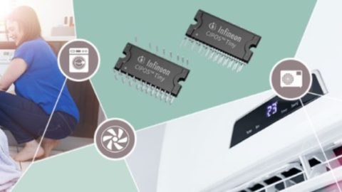 Infineon – CIPOS™ Tiny— Next generation 3-phase inverter module