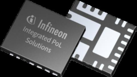 Infineon – IR38164M OptiMOS™ IPOL DC-DC converter