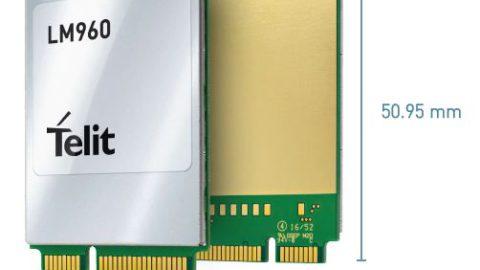 LM960A18 – Advanced LTE data card
