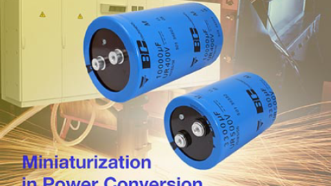 501 PGM-ST Series Screw Terminal Aluminum Capacitors Offer 10 % Higher Capacitance and Better Ripple Current Handling Per Given Can Size, Offer High Capacitance / Voltage Values From 1000 μF to 18 000 μF and 400 V and 500 V