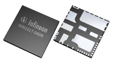 Infineon – iMOTION™ IMM100 Smart IPM